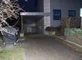 Výtržník v Šumperku poškodil budovou zdravotnického zařízení