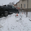 havárie - Bělá pod Pradědem - Domašov    zdroj foto: PČR
