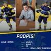 Jakub Horký prodloužil smlouvu     zdroj foto: FB klubu