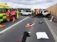 Hromadná dopravní nehoda na Zábřežsku