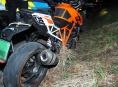 Motorkář na Zábřežsku se snažil vyhnout silniční kontrole