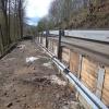 Sesunutou silnici u Hanušovic se podařilo opravit dříve      zdroj foto: OLK