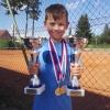 T. J. Sokol Šumperk hledá mladé tenisové naděje    zdroj foto: F. Porteš