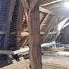 Náročný zásah do střech historické budovy je hotov   zdroj foto: VMO