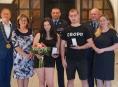 Ludmila a Vlastimil ze Zábřeha zachránili život