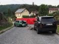 Řidič v Olšanech vyjel do protisměru