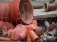AKTUALIZOVÁNO! Na Zábřežsku se krade stavební materiál z novostaveb
