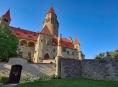 Dětský detektivní příběh se testoval na hradě Bouzov