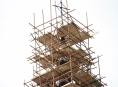 Rekonstrukce Červeného kostela pokračuje