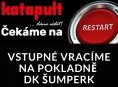 KATAPULT turné se odkládá!