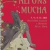 Alfons Mucha - legenda české secese v Olomouci pozvánka zdroj: VMO