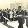 50 let KD přestřižení pásky 18.9.1971    zdroj foto: zk