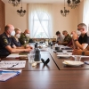Velké krajské cvičení na Plumlově: Tématem byla protržená hráz nádrže    zdroj foto: OLK