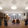 Ověřovací studie velký sál DK tanec    zdroj foto: ŠOS