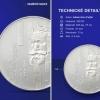 pamětní mince                           zdroj: FB ČNB
