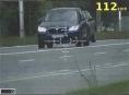 Senior projížděl Olomoucí rychlostí přes 110km/h