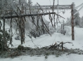 Výjimečné meteorologické situace v Jeseníkách a Rychlebských horách