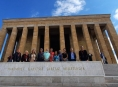 Setkání učitelů šumperské Pětky s kolegy z různých koutů Evropy