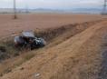 Vážná dopravní nehoda u Zábřehu