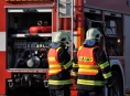 U padesáti událostí zasahovali hasiči po silné bouřce v Olomouckém krajii