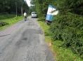 Opilý řidič z Hanušovicka odešel od nehody domů