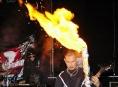 Příznivci Rammstein se mohou těšit v Šumperku na ohňovou show již v pátek 24. srpna
