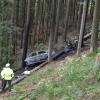 tragická dopravní nehoda na Červenohorském sedle  zdroj foto:PČR