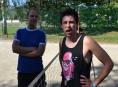 """FOTO: Jak to """"klaplo"""" muzikantům v neděli na Bratrušáku"""