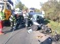 Tragická dopravní nehoda na Prostějovsku