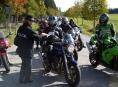 FOTO: Motorkáři se v Mohelnici loučili se sezónou
