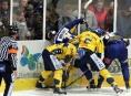 Salith Šumperk vs HC Slovan Ústečtí Lvi 4 : 3