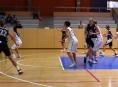 I přes jednu prohru vedou šumperské basketbalistky II.ligu