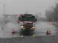 Bezpečná cesta profesionálních hasičů