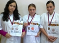 Šumperská děvčata byla úspěšná v carvingové soutěži v Ostravě