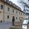 Zábřeh oživuje nové kapří sousoší    foto:sumpersko.net