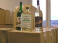 Pochybný alkohol byl zachycen na Jesenicku