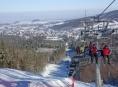 I Zlatohorsko je rájem lyžařů
