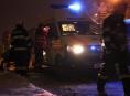 Hořelo v bytě panelového domu v Olomouci
