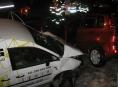 AKTUALIZOVÁNO:Hasiči od čtvrtečního rána zasahovali u šesti dopravních nehod