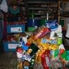 Pět set kilo pamlsků pomohli nasbírat v Šumperku pro zvířata v nouzi  zdroj foto:LOZ