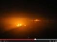 Oznamovatel požáru v Líšnici byl nalezen v bezvědomí