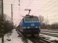 Vlak u Přerova zastavil až 81 metrů za návěstidlem