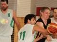 BASKET MUŽI: Zápasy v Šumperku pokračovala druhá liga
