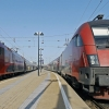 Railjet přijel do České republiky   zdroj foto:ČD