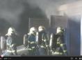 Noční požár trafostanice v Nasobůrkách způsobil miliónové škody