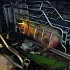Kvůli závadě na elektroinstalaci hořela chovna prasat  zdroj foto:HZS Ok
