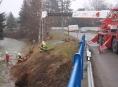 AKTUALIZOVÁNO:Hasiči zasahovali u tří dopravních nehod v Olomouckém kraji