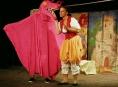 """Veselý pohádový příběh """"Loupežník a princezna Anka"""""""