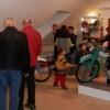 """Foto:Výstava """"Historické motocykly"""" byla zahájena  zdroj foto:ms"""