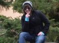 Šumperská studentka Helena Bílková vystavuje v Zábřehu